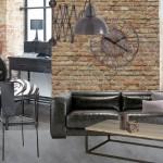 décoration style loft industriel