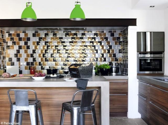 Decoration cuisine avec faience - Decoration cuisine faience ...