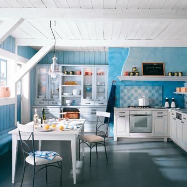 idee deco cuisine mer