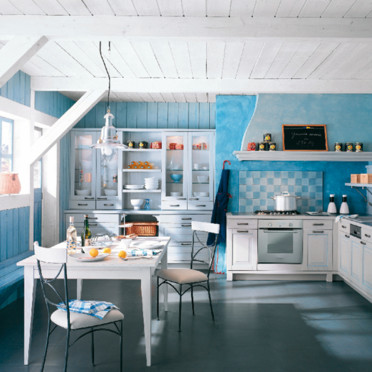 Decoration cuisine bord de mer - Meuble bord de mer ...