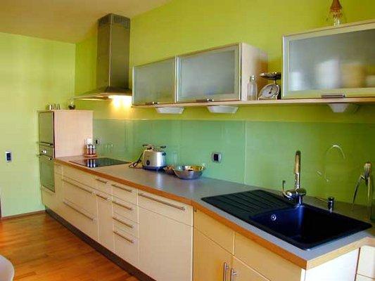 decoration cuisine d 39 appartement. Black Bedroom Furniture Sets. Home Design Ideas