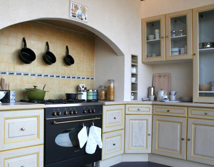 decoration cuisine facile