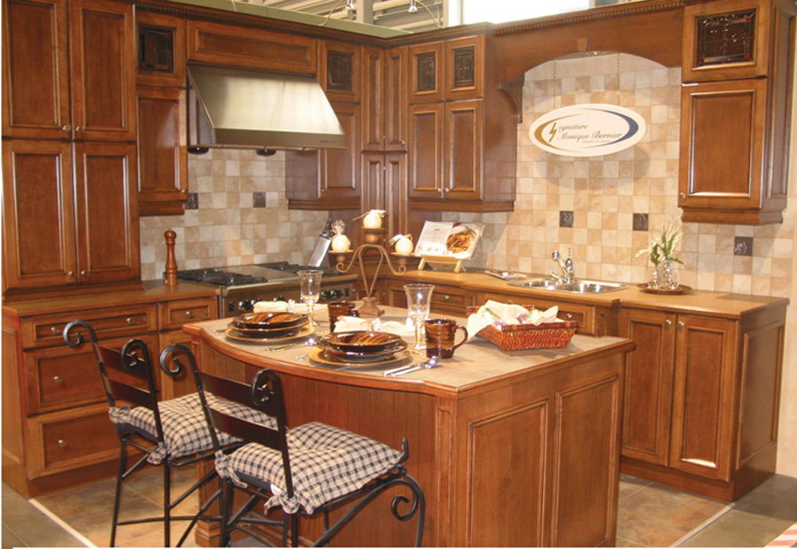 Decoration cuisine image for Exemple deco cuisine