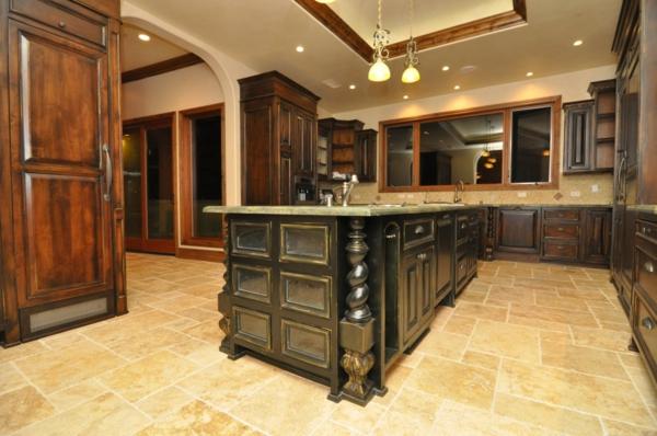 déco : meuble moderne cuisine bois [rouen 3721], rouen tourisme ... - Cuisine Italienne Meuble