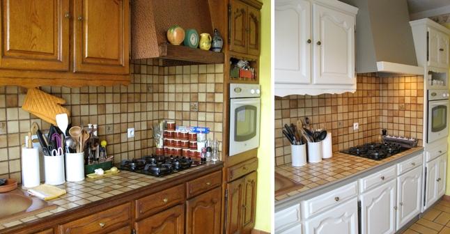 decoration d 39 une cuisine rustique. Black Bedroom Furniture Sets. Home Design Ideas