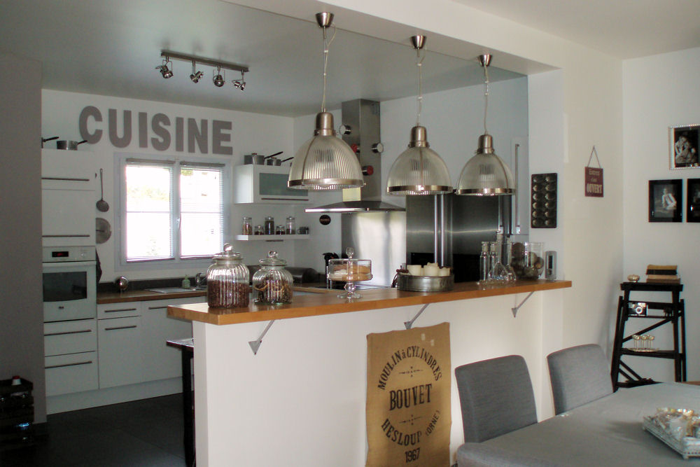 decoration interieure cuisine americaine