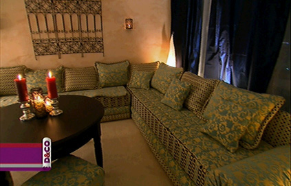 Decor salon algerien des id es novatrices sur la for Decoration maison interieur algerie