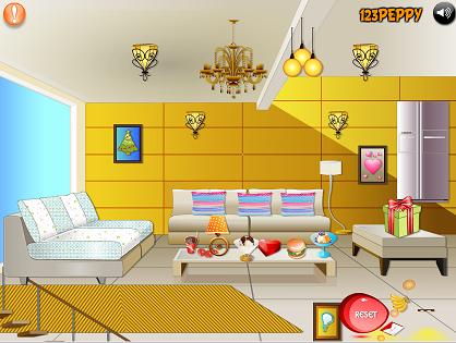 Decoration salon jeux for Belle deco salon