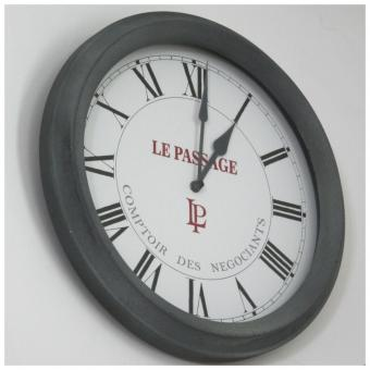 horloge decoration cuisine