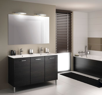 meuble et d co salle de bain. Black Bedroom Furniture Sets. Home Design Ideas