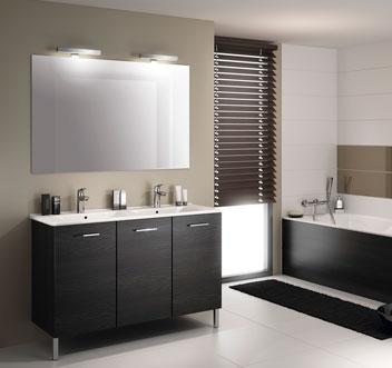 Meuble et d co salle de bain for Deco fenetre salle de bain