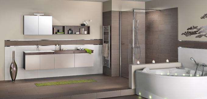 Meuble et d co salle de bain for Amenagement meuble salle de bain