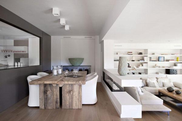 d co appartement ancien moderne. Black Bedroom Furniture Sets. Home Design Ideas