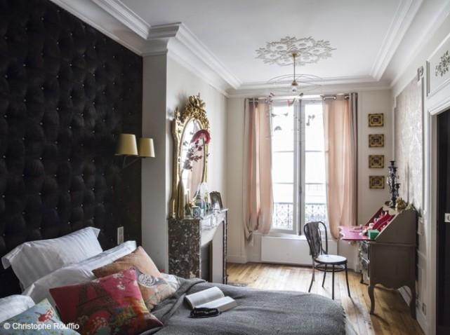 décoration appartement baroque