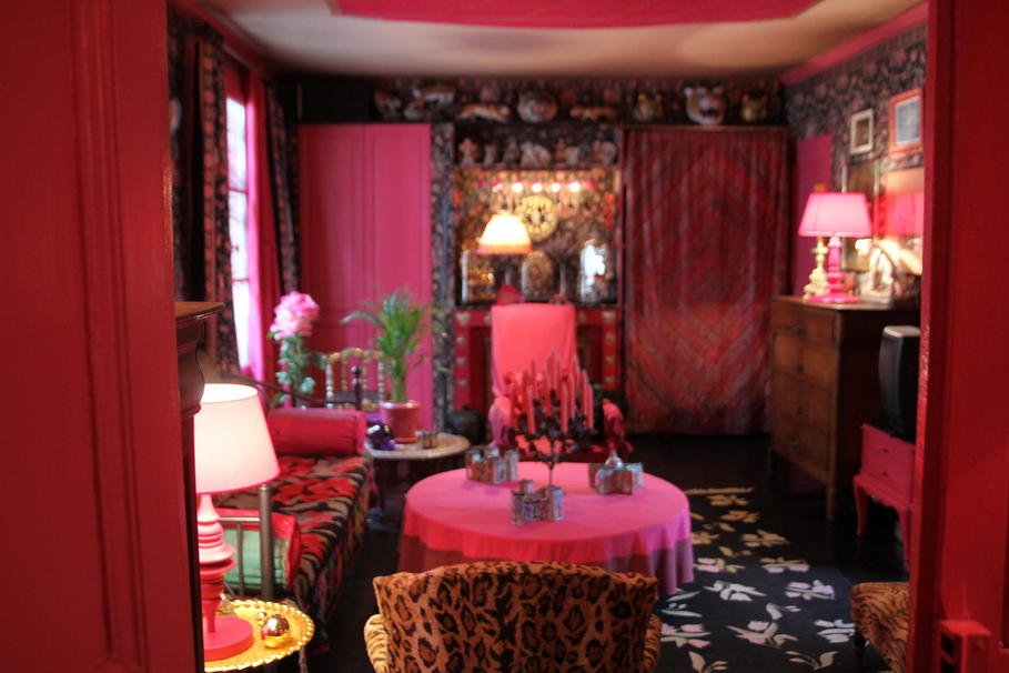 d co appartement baroque. Black Bedroom Furniture Sets. Home Design Ideas