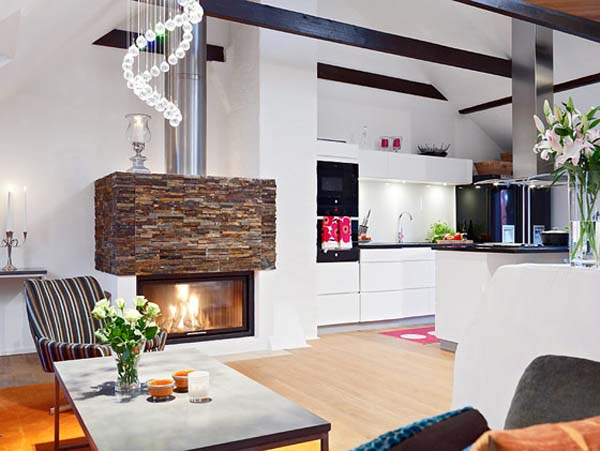 aménagement appartement cosy