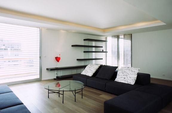 Appartement Decoration Design : Déco appartement design
