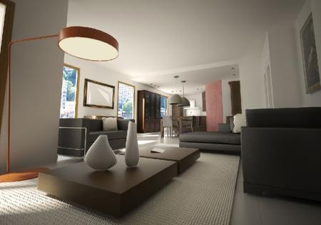 Photo déco appartement design