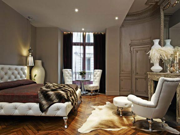 d co appartement haussmannien design. Black Bedroom Furniture Sets. Home Design Ideas