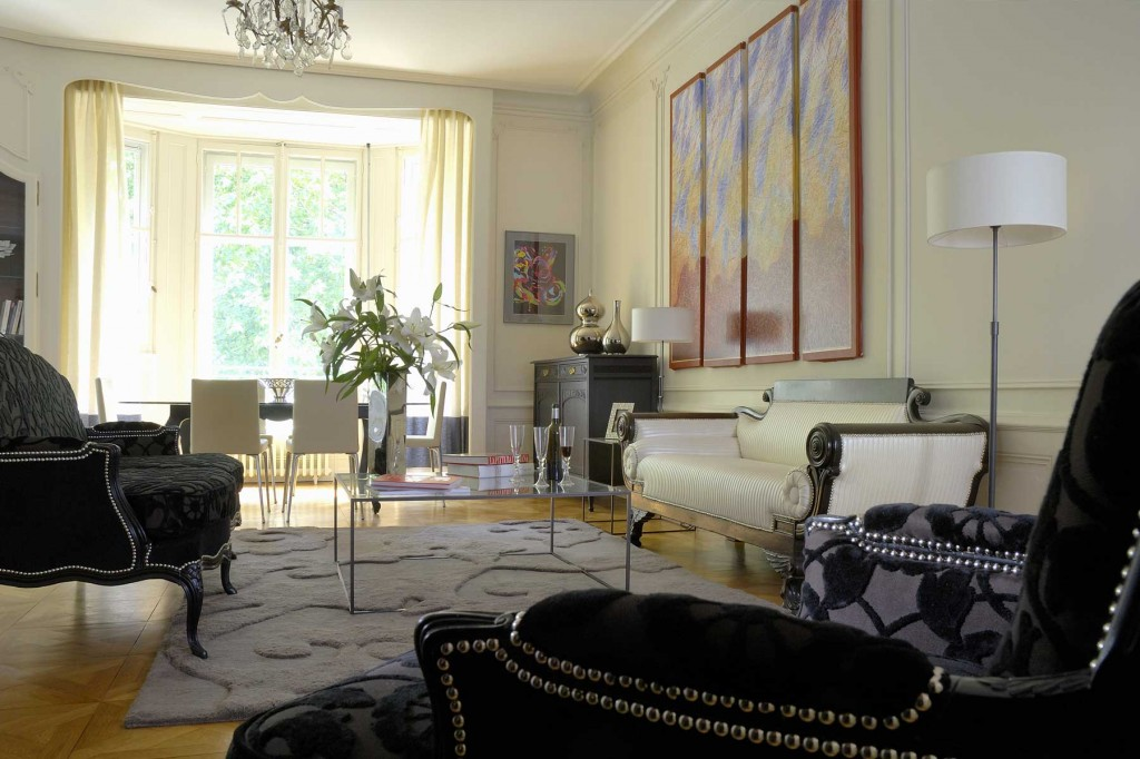 d co appartement interieur. Black Bedroom Furniture Sets. Home Design Ideas