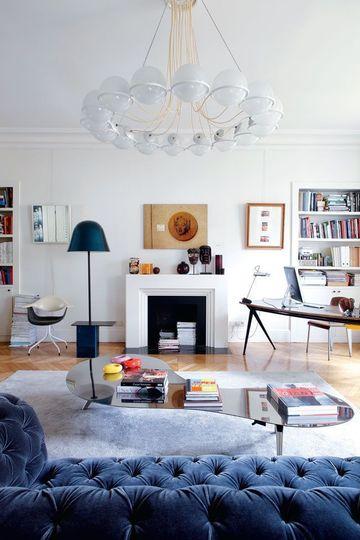 belle déco appartement parisien blog