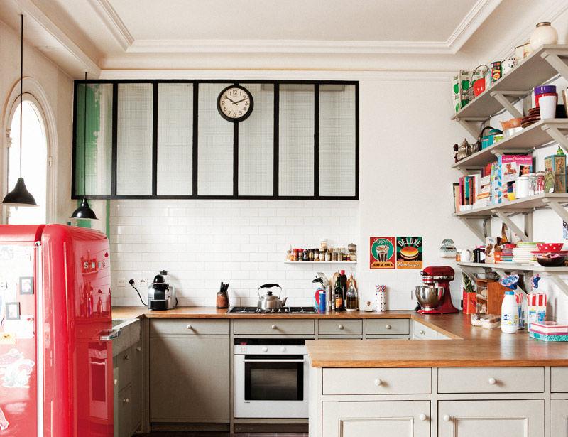 D co appartement parisien blog for Modele deco appartement