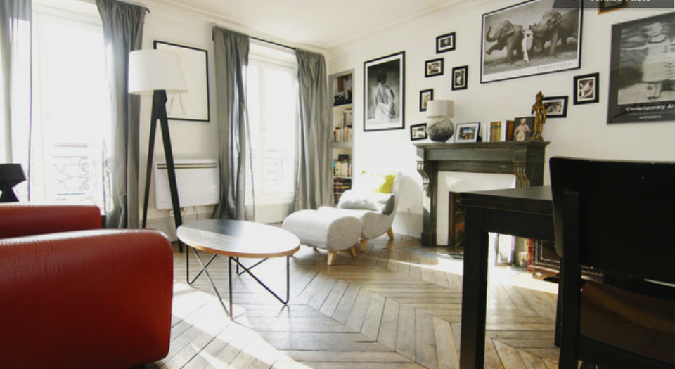 d co appartement parisien blog. Black Bedroom Furniture Sets. Home Design Ideas