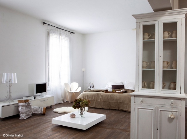 D co appartement petit for Decoration cuisine pour appartement