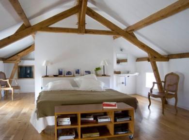 d co appartement sous les toits. Black Bedroom Furniture Sets. Home Design Ideas