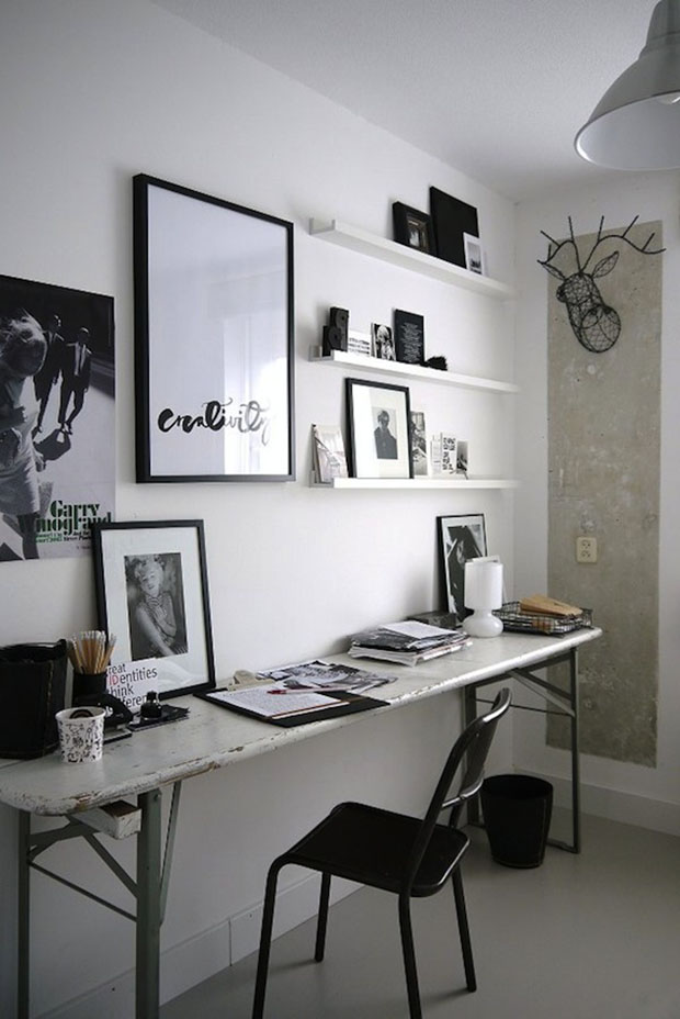 D co bureau loft - Bureau decoration d interieur ...