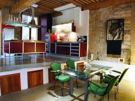 d co d interieur loft. Black Bedroom Furniture Sets. Home Design Ideas
