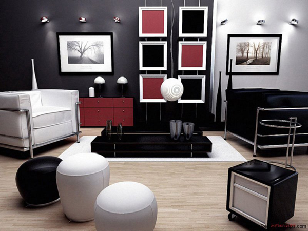 d co de maison interieur. Black Bedroom Furniture Sets. Home Design Ideas