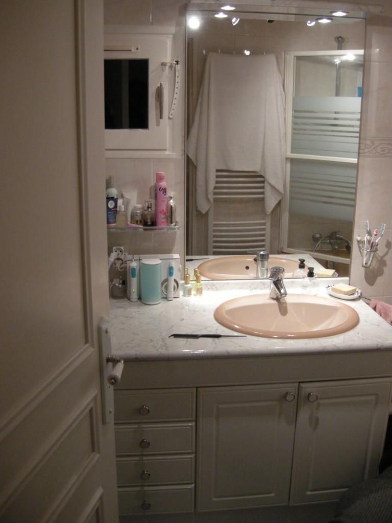 Decoration salle de bain pas cher maison design for Decoration salle de bain pas cher