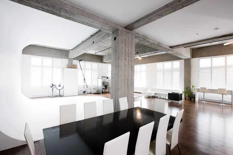exemple dco interieur de loft - Exemple De Decoration Interieur