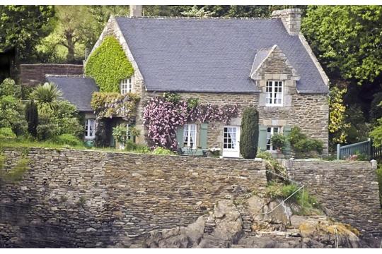 D co maison bretonne for Organisation interieur maison