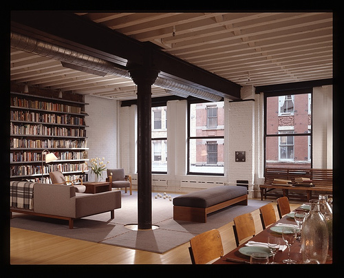 Maison New Yorkaise. Affordable Attrayant Deco Style Loft New ...