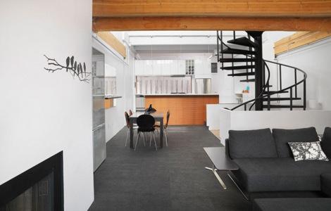 D co maison facon loft for Modele maison loft