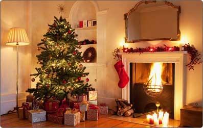 Decoration de noel maison interieur achat deco noel en ligne ...