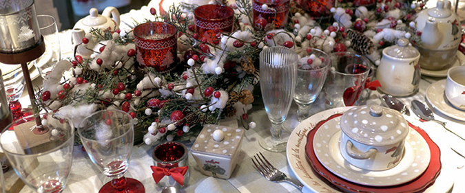 D co maison interieur noel for Decoration interieur noel