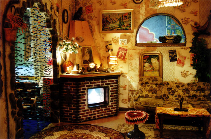 Decoration Chambre Kitsch : Déco maison kitch