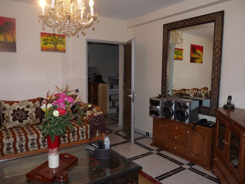 D co maison maroc for Belle deco maison