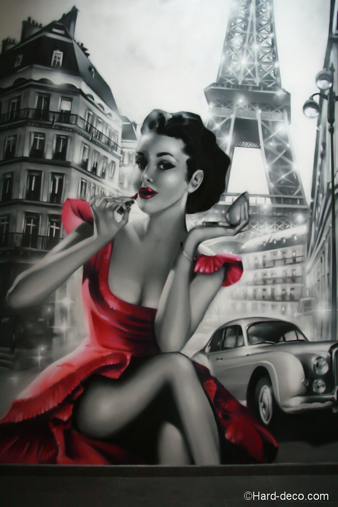 D co maison pin up - Photo pin up ...