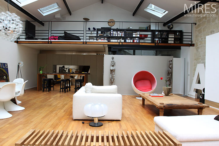 Beautiful Idee Mezzanine Contemporary