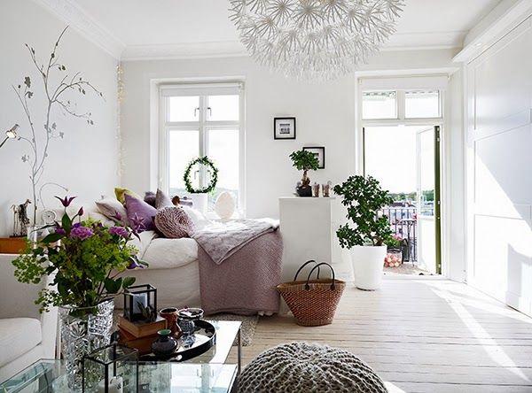 D co nouvel appartement - Decoration petit appartement idee ...
