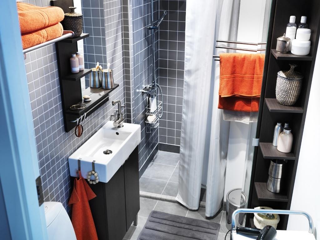 D co petite salle de bain ikea - Ikea accessoires salle de bain ...