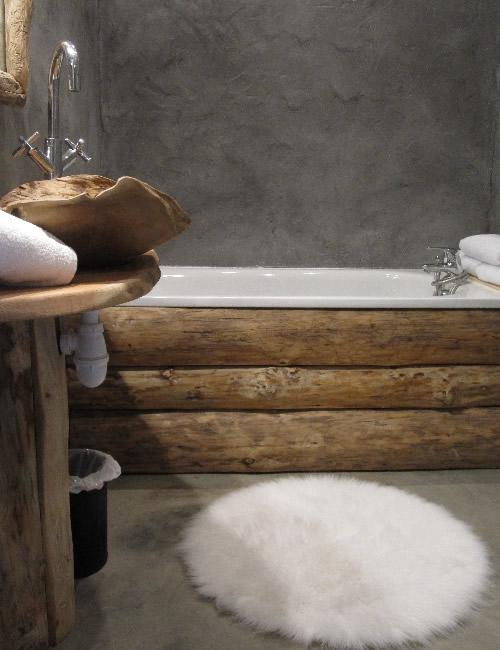 D co salle de bain bois flott for Deco de salle de bain en bois