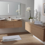 déco salle de bain bois flotté