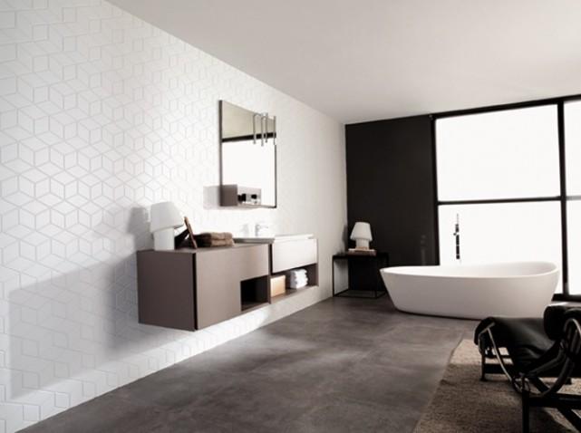 déco salle de bain design - Photo Déco