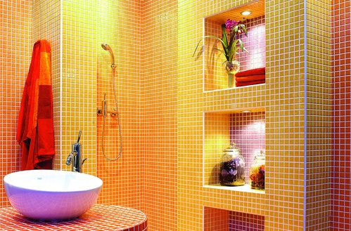 Best Decoration Niche Salle De Bain Photos - Design Trends 2017 ...