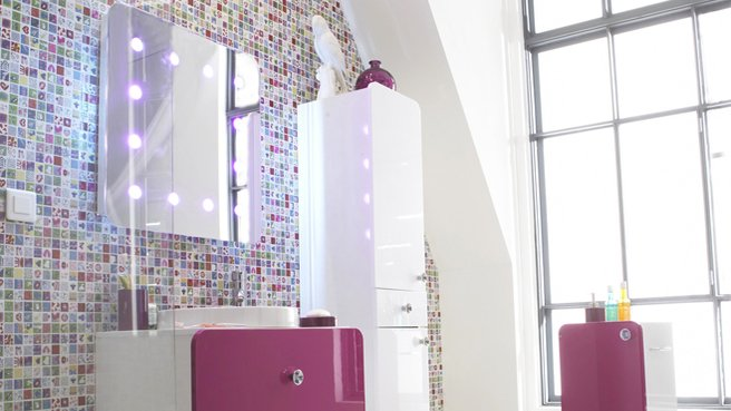 déco salle de bain mosaique - Photo Salle De Bain Mosaique